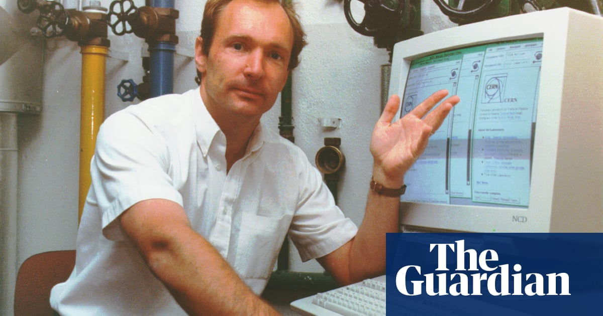 Tim Berners-Lee defends auction of NFT representing web's source code