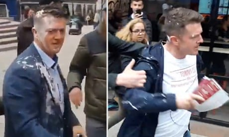 Ridicule is effective protest. Just look at the milkshaken Tommy Robinson