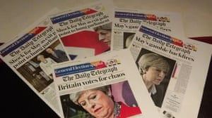 Daily Telegraph editions