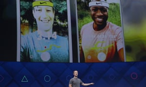 Mark Zuckerberg outlined the company's plan to turn the camera app into a platform that makes it easy for people to build augmented reality experiences.