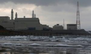 Tepco's Kashiwazaki-Kariwa nuclear power plant