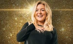 'I wore a purple t-shirt in the Joseph choir at primary school' … Sheridan Smith