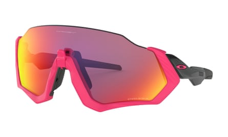 Oakley Flight Jacket sunglasses, £165.99.