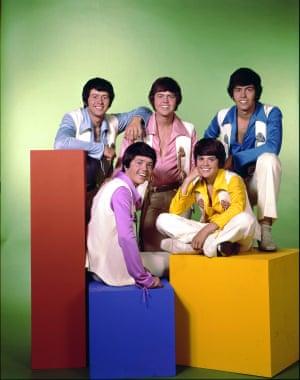 The Osmonds circa 1970.