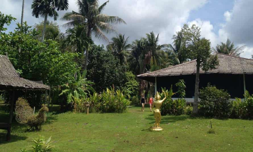 Inside the Agama school in Thailand