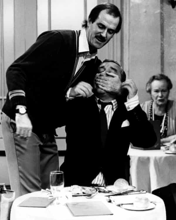 'I cannot watch Fawlty Towers, it arouses such innate horror in me – all the dread and anxiety of what will happen next!'