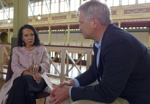 Andrew Bolt and Linda Burney in Recognition: Yes or No