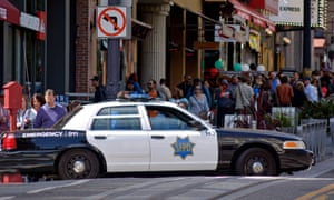 In San Francisco, police now stop black people at rates over five times their representation in the city's overall population, according to 2018 data.