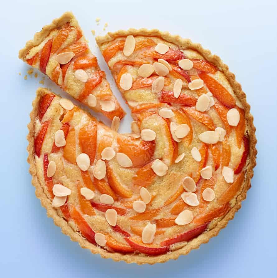 Felicity Cloake's apricot tart.