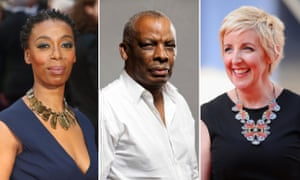 'The whole audition is a performance: you're playing you at your best' … Noma Dumezweni, Don Warrington and Julie Hesmondhalgh.