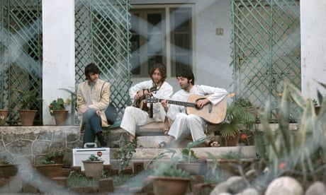 Revealed: lucky break that led lovelorn traveller to a fling in India with the Beatles