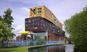 Chips, a residential building in Manchester.