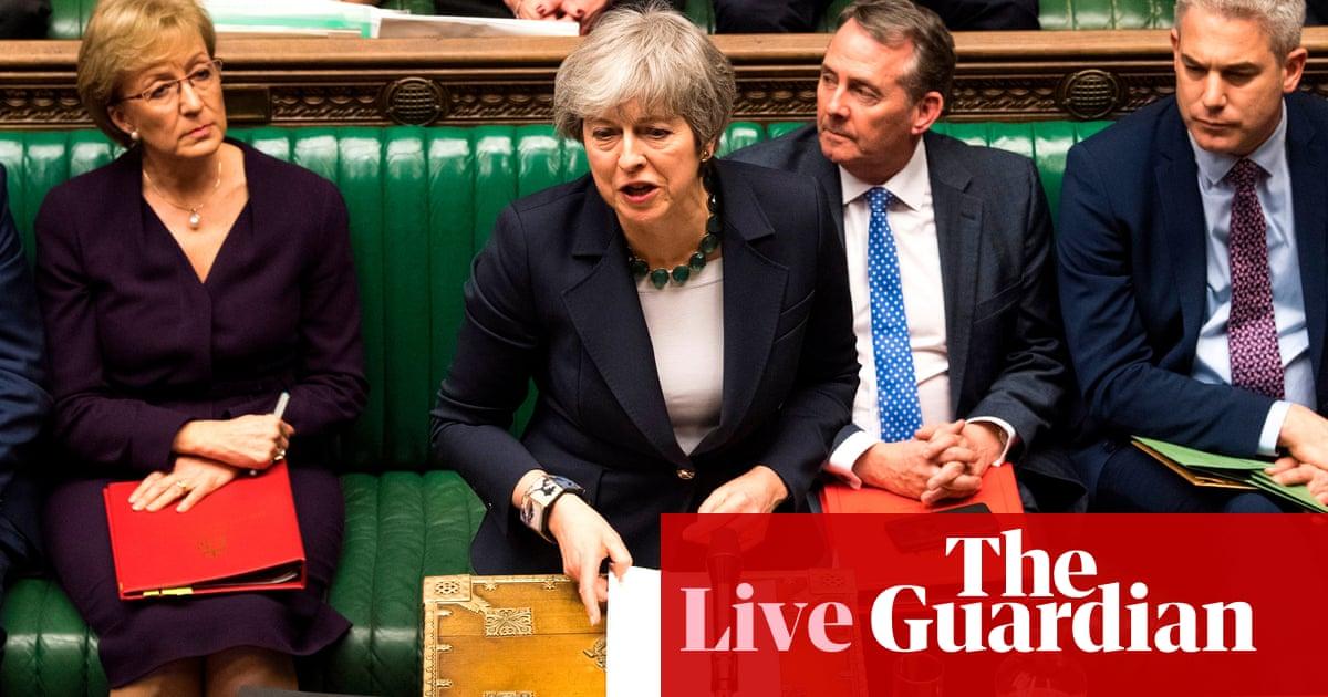 Brexit: Bercow allows vote on second referendum as MPs debate extending article 50 – Politics live