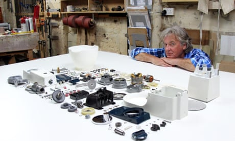 James May puts the brakes on with second series of The Reassembler