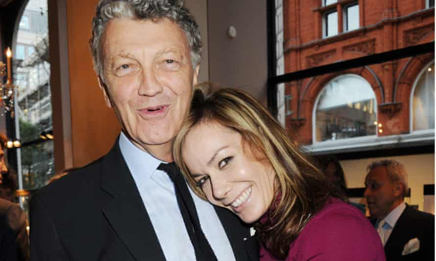 William Shawcross, seen here with Tara Palmer-Tomkinson, is accused of being 'complicit' in the creation of the anti-lobbying clause.