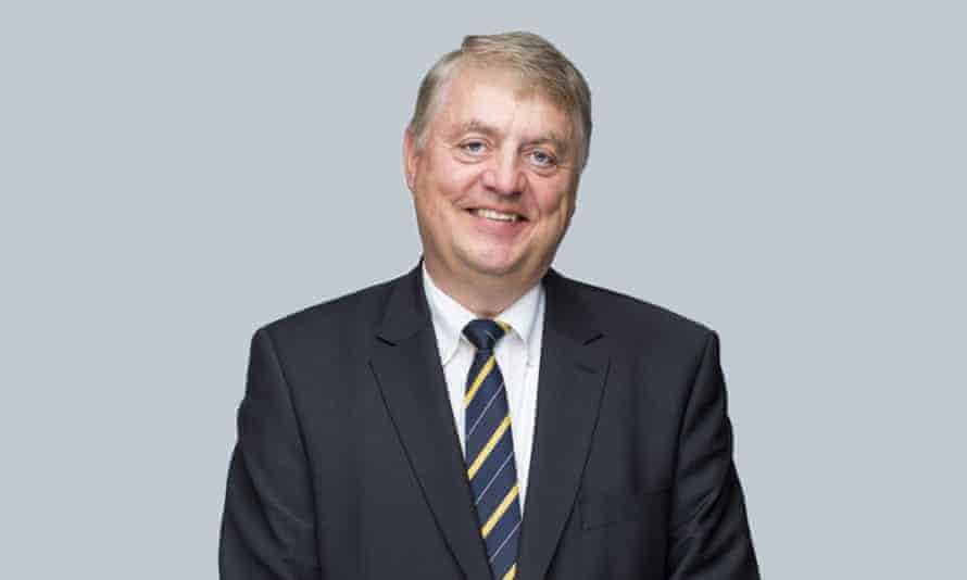 Rico Back, Royal Mail chief executive
