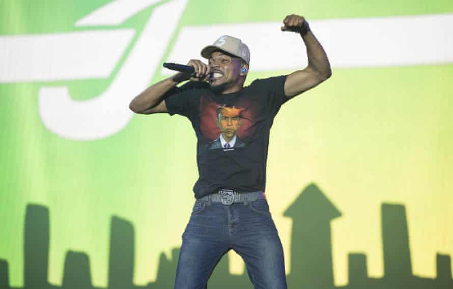 Chance the Rapper headlines the opening night of Wireless festival.