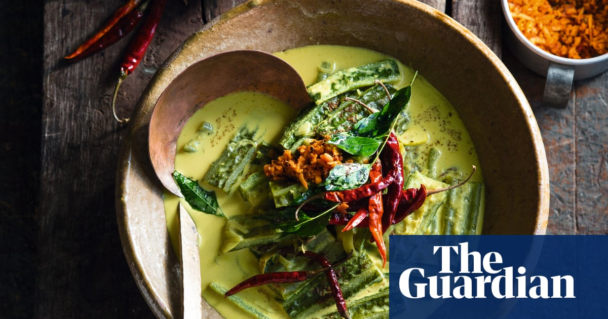 Meat-free: Peter Kuruvita's gourd curry and pomegranate rice recipes | Food | The Guardian