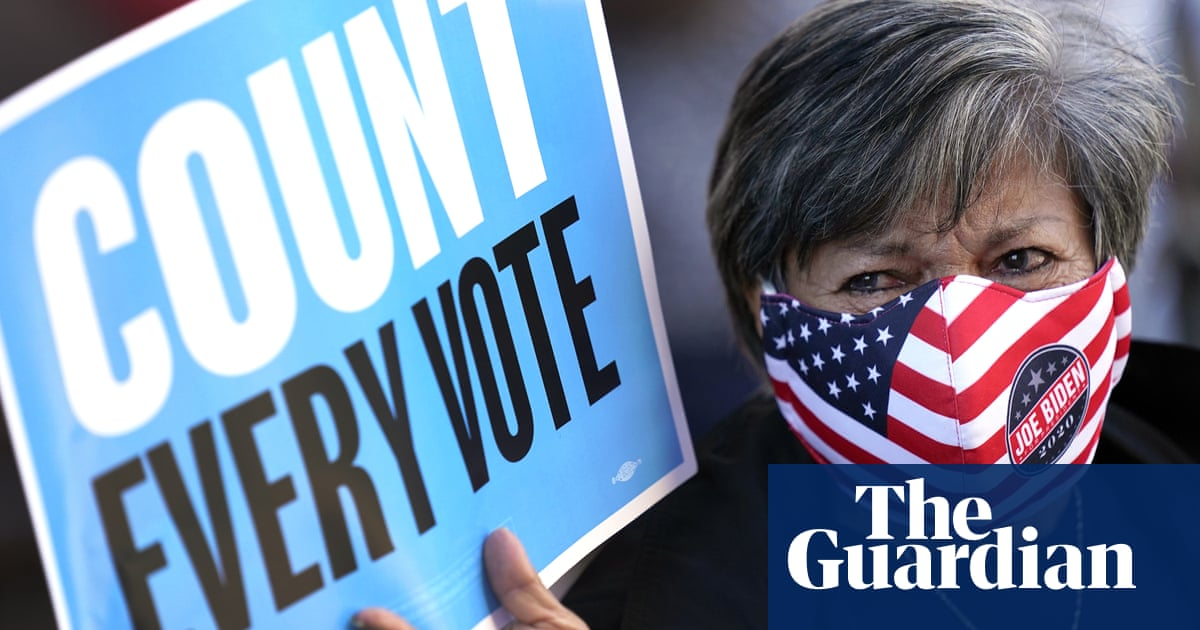 Twitter flags Trump voter fraud claim as misinformation on eve of election