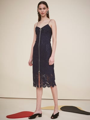 Kitri's Petipa lace dress.