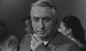 Roland Barthes on French TV in the 1970s