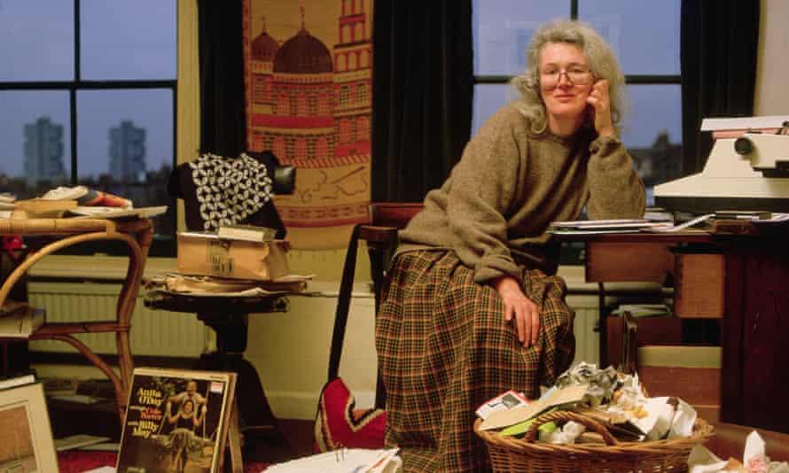'Her last and greatest novel' … Angela Carter.