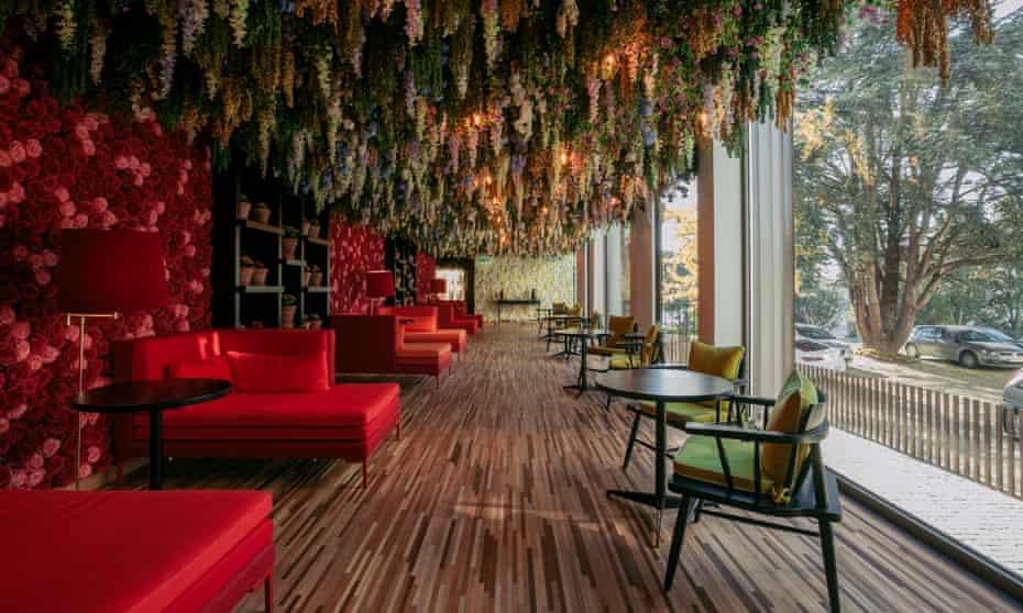 Torel Avantgarde hotel, Porto, Portugal