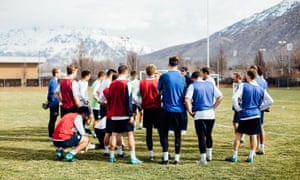 BYU is almost exclusively attended by Mormons, meaning they are generally restricted to players of a particular faith.