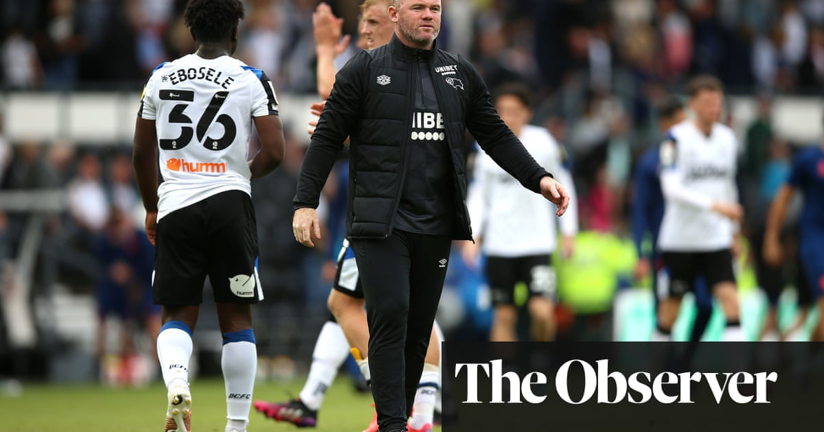 Derby and Huddersfield put troubles aside and find cause for optimism