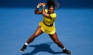 Can Serena Williams make it 18 straight victories over her rival Maria Sharapova at the Australian Open quarters?