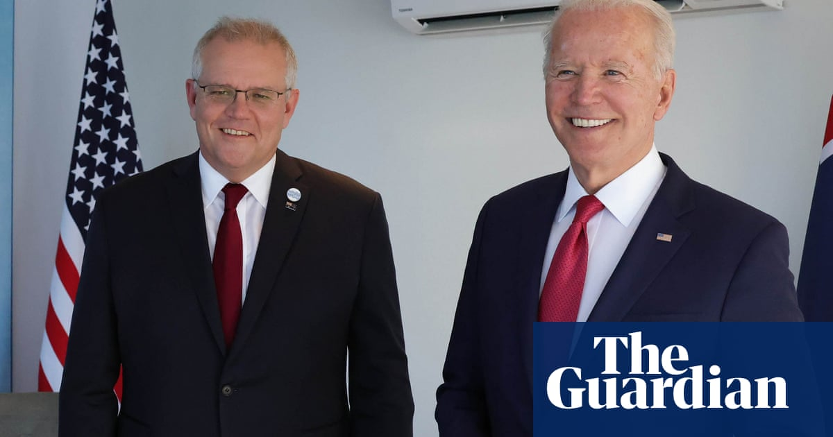 US vows to work with Australia to oppose China's 'unfair' trade practices