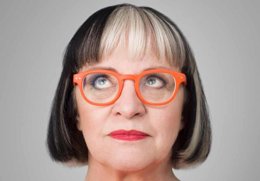 Head shot of psychotherapist and author Philippa Perry