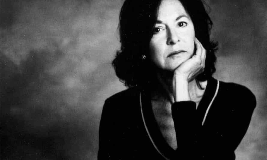 The poet Louise Glück