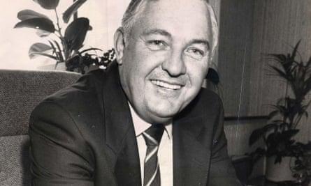 Alan Bond in 1994.