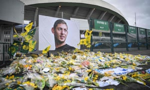 Emiliano Sala died in a plane crash in January.