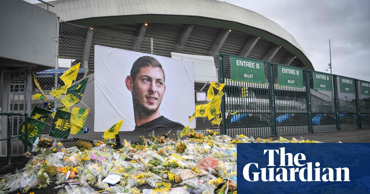 Pair face jail over leaked Emiliano Sala mortuary images