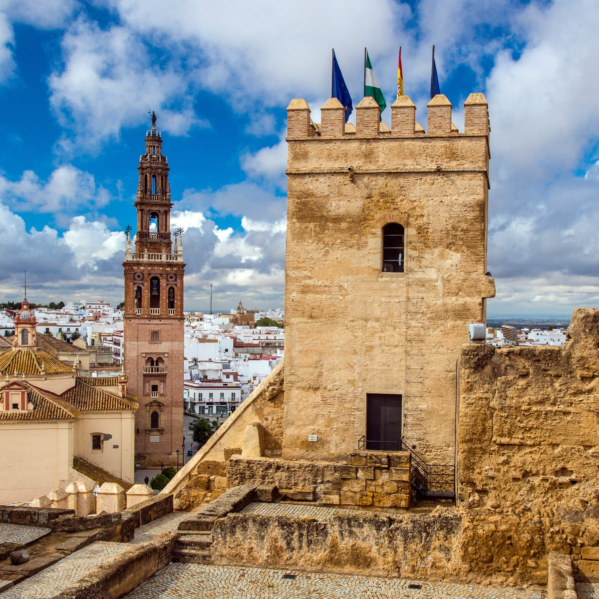 Beyond Seville Three Ancient Towns To Visit In Andalucia Travel The Guardian