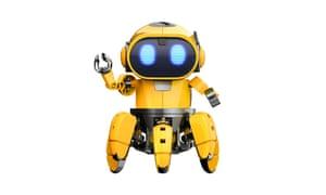Robot Tobbie, £30, sciencemuseum.org.uk