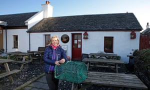 Keren Cafferty has won many food and drink awards during her 10 years in charge of The Puffer.
