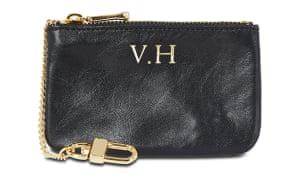 Customisable coin purse, £50monpurse.com