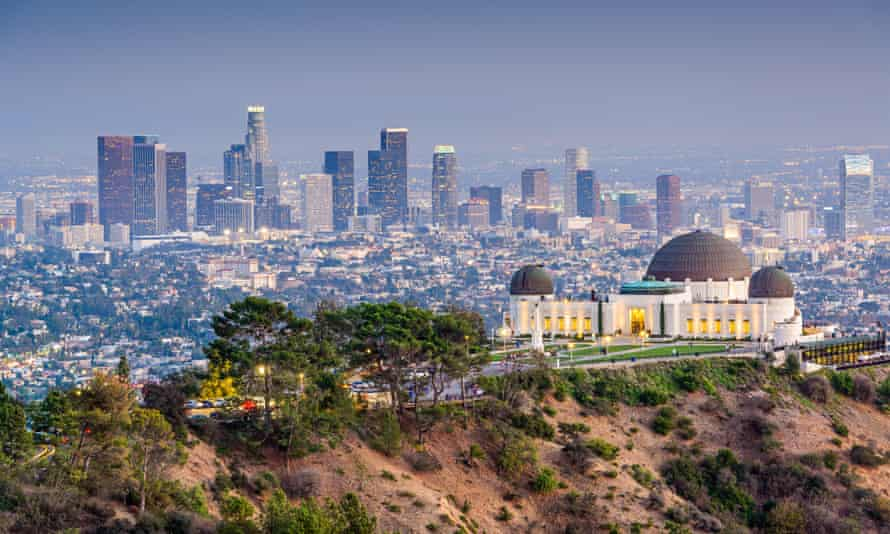 Los Angeles picked up the US Olympic bid after Boston dropped out