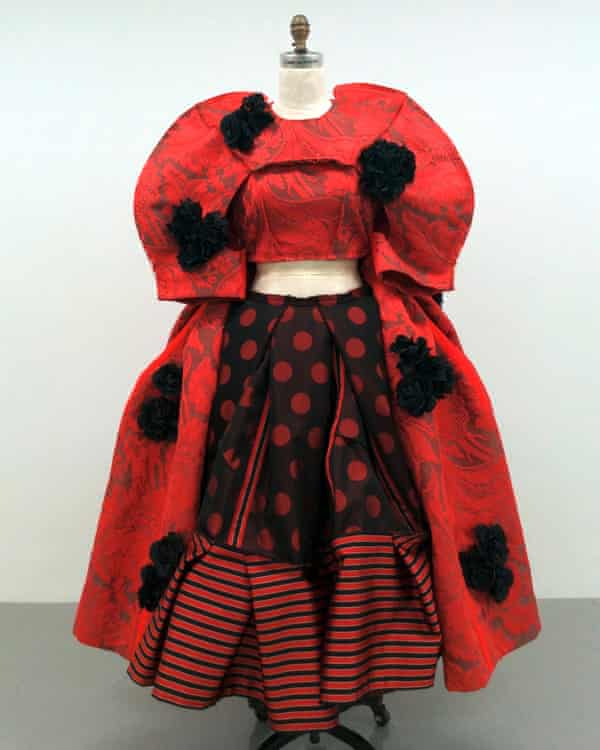 One of the costumes for the Orlando opera.