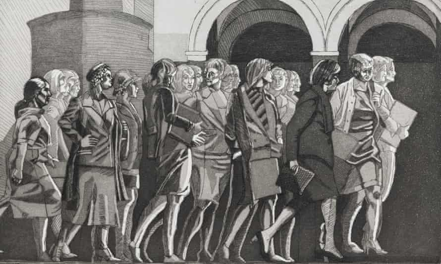 'A procession of success-hungry Thatcherite women' ... I'm not a woman, I'm a conservative