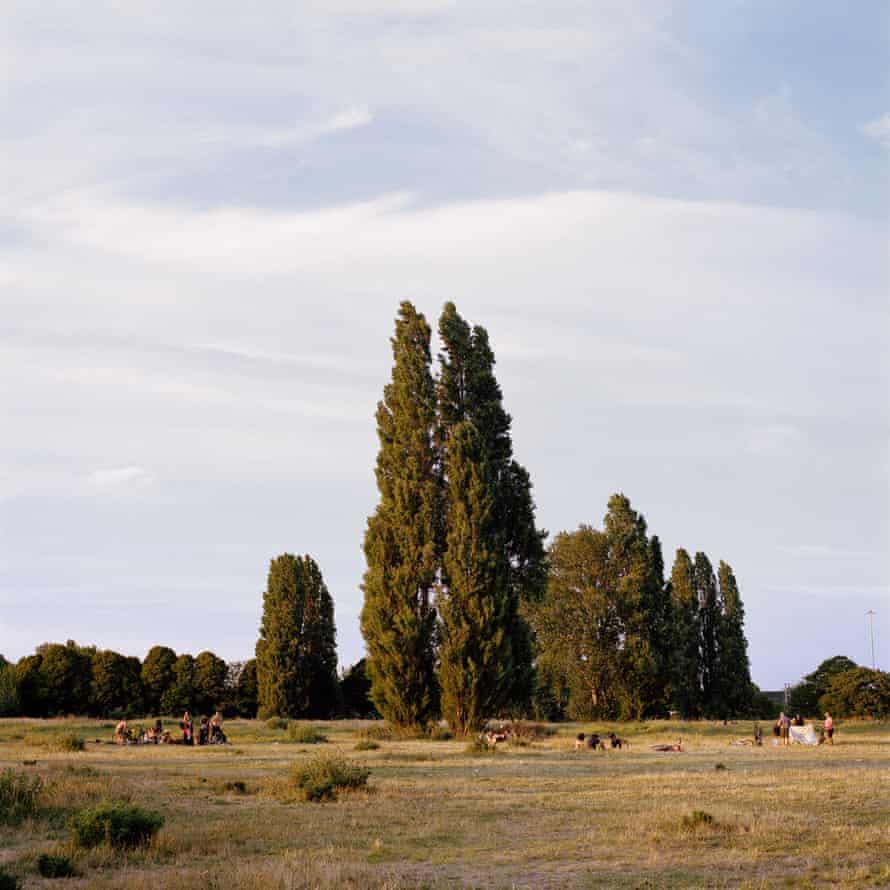 Hackney Marshes, E9.