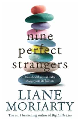Cover image for Nine Perfect Strangers by Liane Moriarty