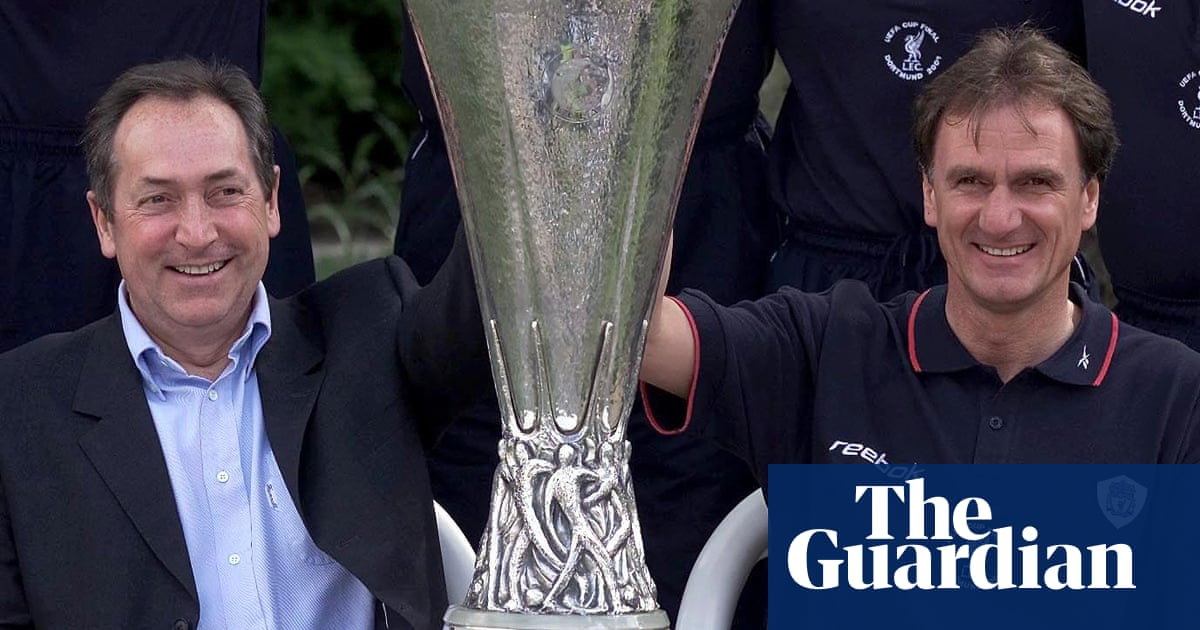 Must-win games evoke Liverpool memories of Houllier's cup treble