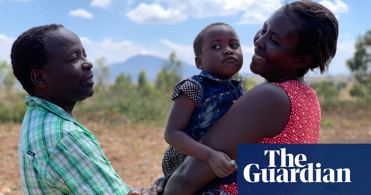 A Malawian farmer visiting the US wants to know: 'Why not do more on the climate crisis?'