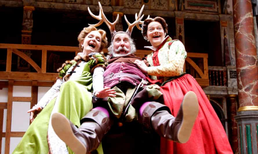 The Merry Wives of Windsor.