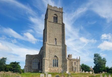 Holy Trinity Church, Blythburgh.
