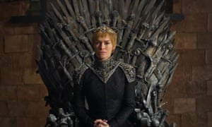 Lena Headley as Cersei Lannister in Game of Thrones